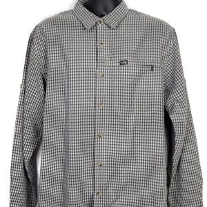 The North Face Button Front Long Sleeve Shirt